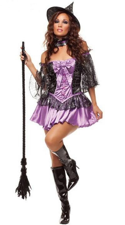Halloween Mutkitteleva Noita Asu