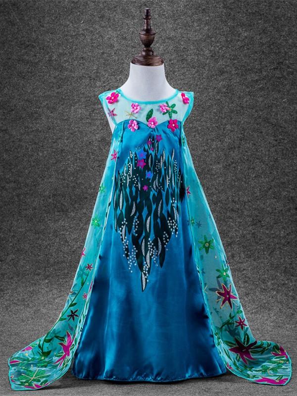 Frozen Elsa Prinsessamekko Lapsille