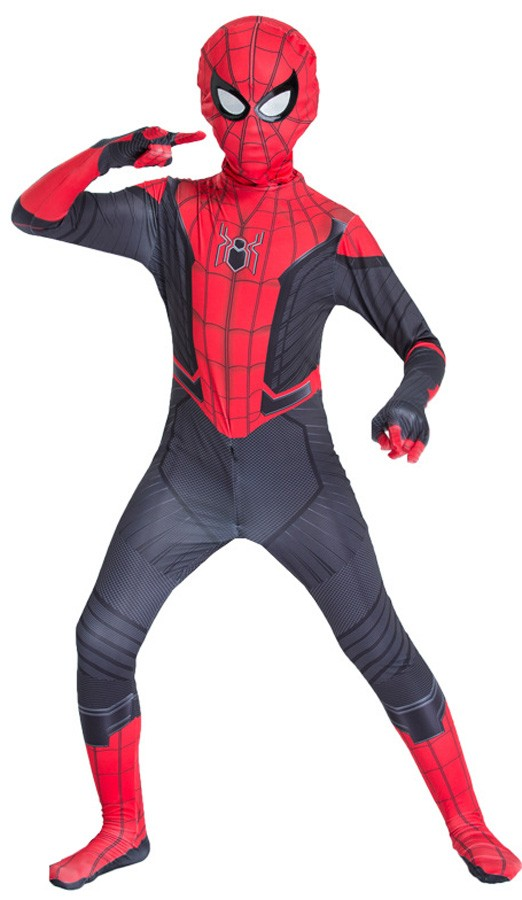 Spider-Man Far From Home Peter Parker Asu Spiderman Lapsille