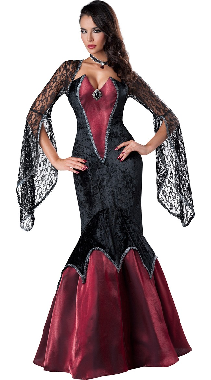 Halloween Heittelehtiä Vampyyri Asu