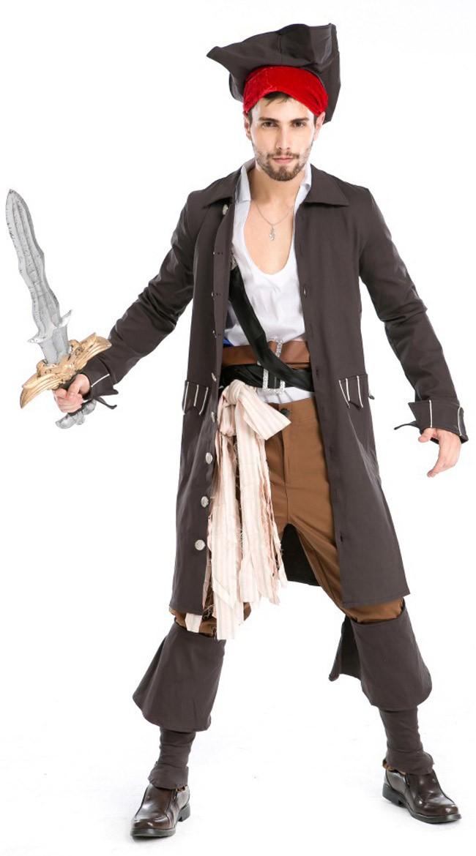 Arvovaltaa kapteeni jack sparrow merirosvoasu