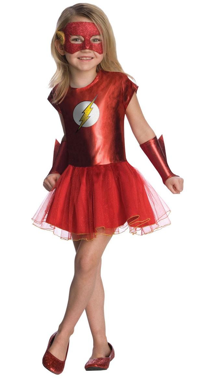 DC Sarjakuvat Supersankari Tytöt Flash Asu