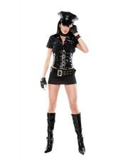 Madame poliisin yleisen puku