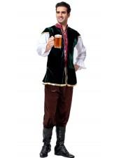 Saksalainen Bavarian Oktoberfest Asu Housut