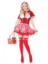 Halloween Playboy Punahilkka Asu
