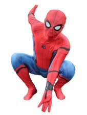 3D Tulosta Homecoming Spiderman Asu Aikuisille Supersankariasut