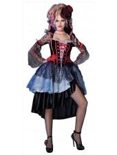 Deluxe Kuolematon Halloween Vampyyri Asu