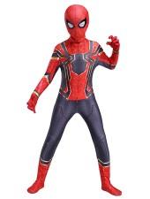 Iron Spiderman Asu Aikuisille Infinity War Halloween Puvut