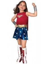 Tytöt Supersankari Wonder Woman Asu Lapselle