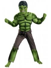 Lapsille Avengers Hulk Asu Naamiaisasu Halloween Asu