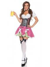 Seksikäs Oktoberfest Asu Sveitsin Tyttö Asu