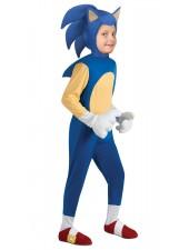 Lapsille Sonic Asu Halloween Puku Naamiaisasut