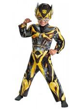 Transformers Bumblebee Asu Lihasasu Halloween Lapsille