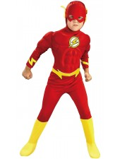 DC Comic The Flash Asu Halloween Lapsille