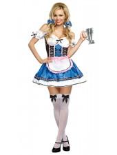 Saksan Kauneuden Oktoberfest Puku Naiselle