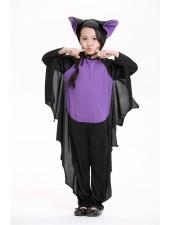 Viileä Halloween Lepakko Asu Lapsille
