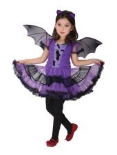 Rohkea Halloween Lepakko Asu Lapsille