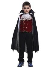 Jalo Halloween Vampyyri Asu Lapsille