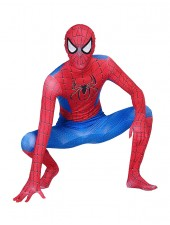 The Amazing Spiderman Asu Aikuisille Punainen