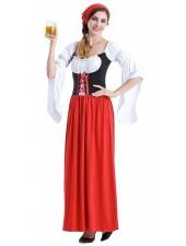 Miss Swiss Tirolilaisasu Oktoberfest Mekko Naisille