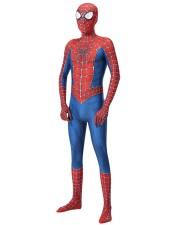Klassinen Raimi Spiderman -Asu Aikuisille Ja Lapsille Halloween Puvut
