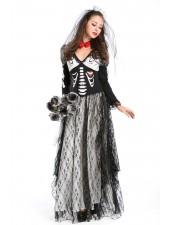 Halloween Luuranko Zombiemorsian Asu